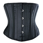 Vollers Corset 2014 Satin Black