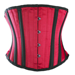 Vollers Corset 2014 Satin Red