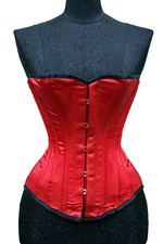 Vollers Corset V1905 Satin Red